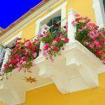 balkon çiçekleri küçük balkonlar İçin güzel dekorasyon fikirleri - kucuk balkon guzel dekorasyon fikirleri 16 150x150
