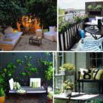 balkon yeşillik küçük balkonlar İçin güzel dekorasyon fikirleri - kucuk balkon guzel dekorasyon fikirleri 18 150x150
