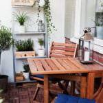 balkon açılır kapanır masa küçük balkonlar İçin güzel dekorasyon fikirleri - kucuk balkon guzel dekorasyon fikirleri 20 150x150