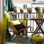 küçük balkon dekorasyon küçük balkonlar İçin güzel dekorasyon fikirleri - kucuk balkon guzel dekorasyon fikirleri 24 150x150