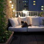 balkon kanepesi küçük balkonlar İçin güzel dekorasyon fikirleri - kucuk balkon guzel dekorasyon fikirleri 3 150x150