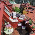 küçük balkon dekorasyon küçük balkonlar İçin güzel dekorasyon fikirleri - kucuk balkon guzel dekorasyon fikirleri 35 150x150
