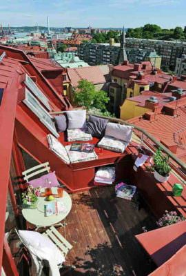 küçük balkon dekorasyon küçük balkonlar İçin güzel dekorasyon fikirleri - kucuk balkon guzel dekorasyon fikirleri 35 270x400 - Küçük Balkonlar İçin Güzel Dekorasyon Fikirleri