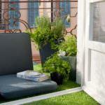 balkon yeşillik küçük balkonlar İçin güzel dekorasyon fikirleri - kucuk balkon guzel dekorasyon fikirleri 4 150x150