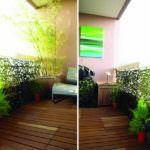 balkon yeşillik küçük balkonlar İçin güzel dekorasyon fikirleri - kucuk balkon guzel dekorasyon fikirleri 9 150x150