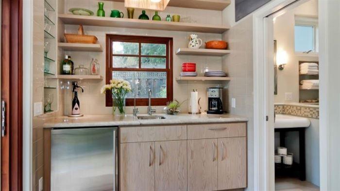 Küçük Mutfak Dekorasyon Önerileri 12