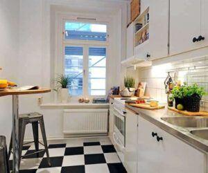 Küçük Mutfak Dekorasyon Önerileri