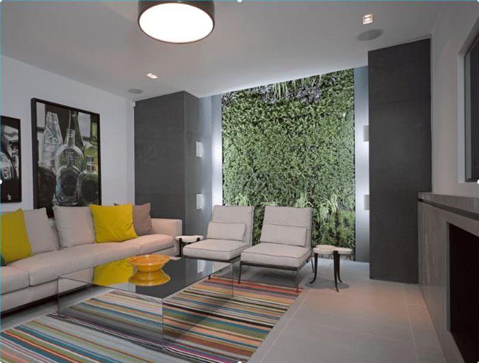 Duvarlar İçin Dikey Yeşillik Peysajı duvarlar İçin dikey yeşillik peysajı - living room obbard design minj - Duvarlar İçin Dikey Yeşillik Peysajı