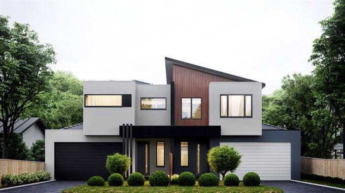 modern-luks-villa-ve-bahce-tasarimlari modern lüks evlerin dış mimari tasarımları