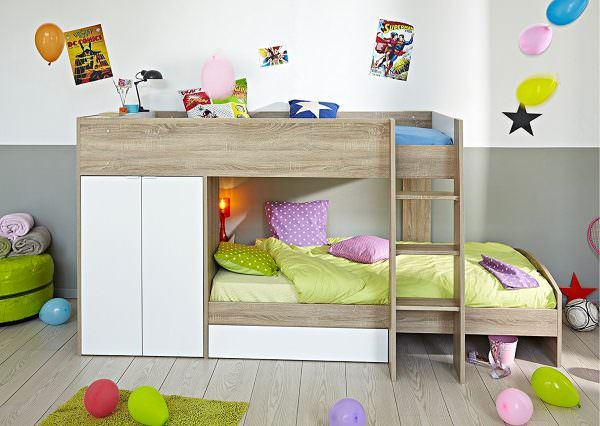 Çocuk odası ranza baza ve yatak modelleri