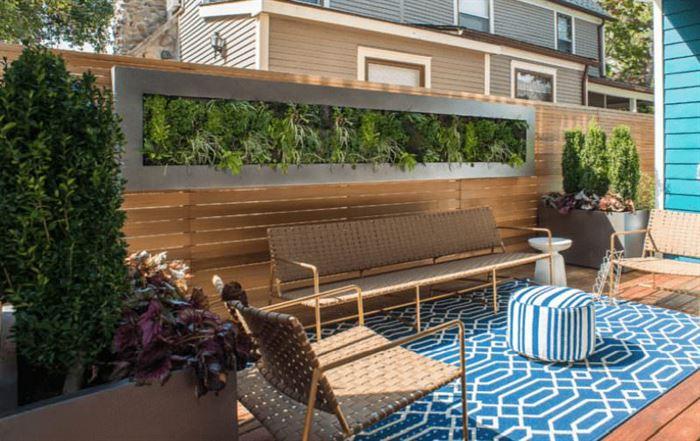 Duvarlar İçin Dikey Yeşillik Peysajı duvarlar İçin dikey yeşillik peysajı - terrace outdoor urban oasis min - Duvarlar İçin Dikey Yeşillik Peysajı