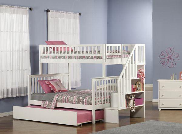 Çocuk Odası Ranza Baza Ve Yatak Modelleri 12