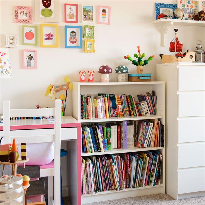 Çocuk Odası Duvarlarını Süslemek İçin Fikirler 1