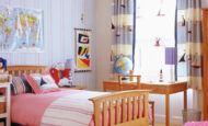 Çocuk Odası Duvarlarını Süslemek İçin Fikirler