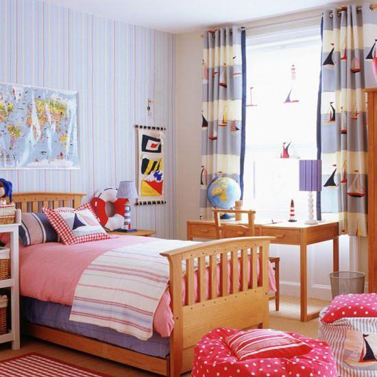 çocuk odası duvar süsleme fikirleri