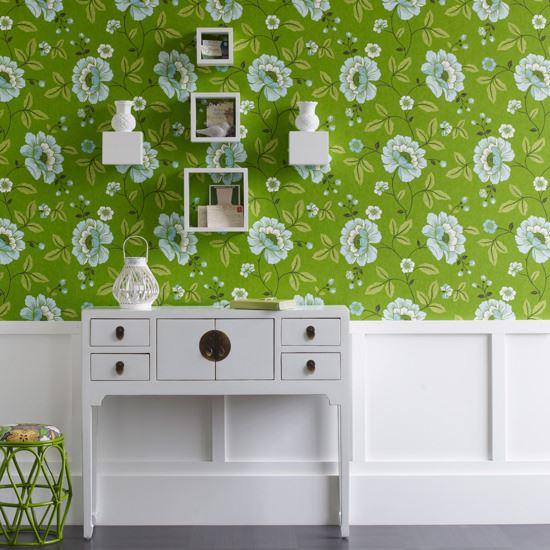 koridor İçin dekoratif duvar kağıt fikirleri - koridor duvar kagit fikirleri 14