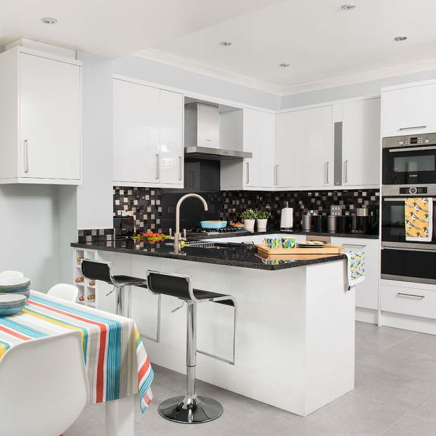 Modern Mutfak Dekorasyon Fikirleri 2