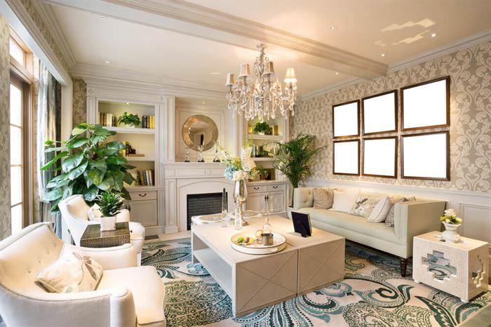 Oturma Odanız İçin Etkileyici Dekorasyon Fikirleri 9