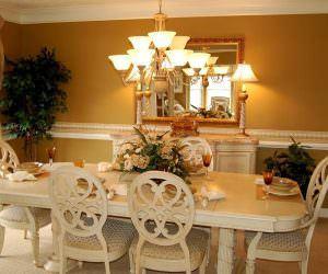 Yemek Odası Dekorasyonları İçin İlham Verici Fikirler