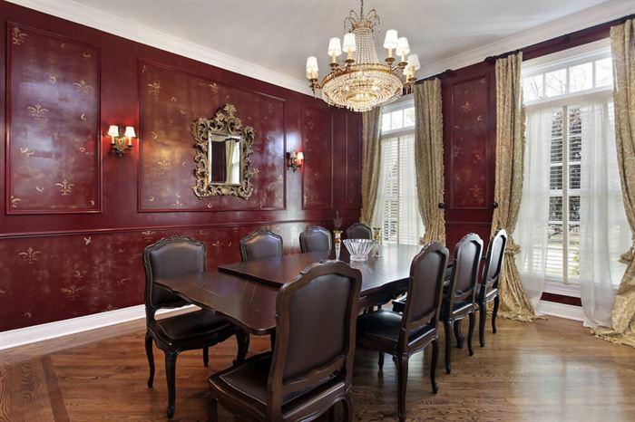 Yemek Odası Dekorasyonları