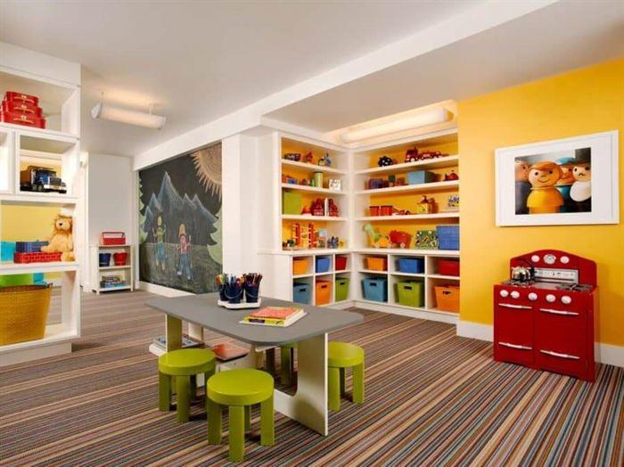 Çocuğunuzun Odası için Eğlenceli Dekorasyon Fikirleri 1