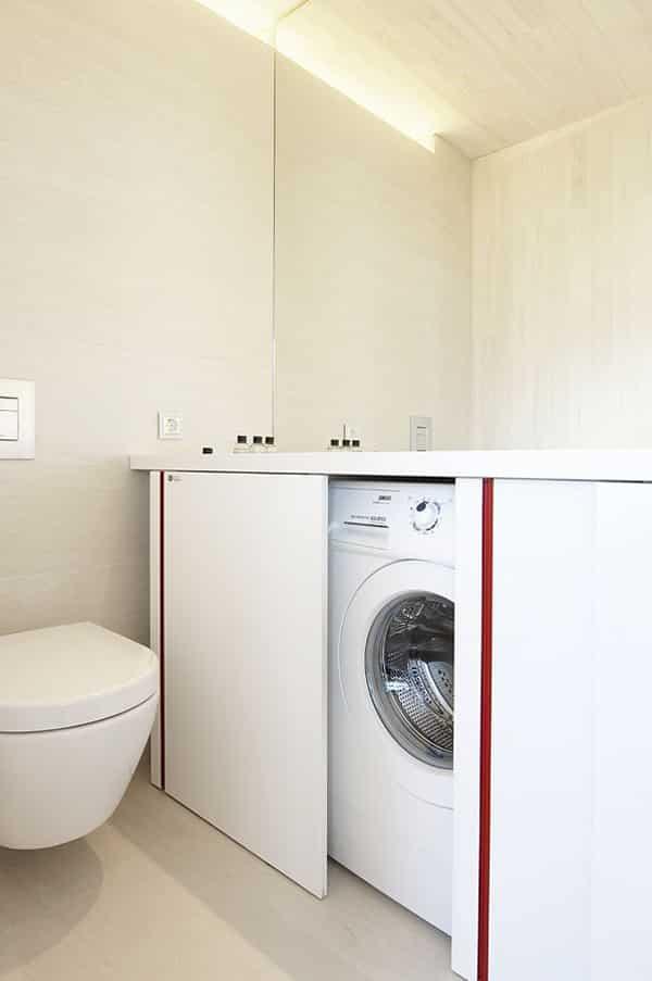 çamaşır makinesi dolap ölçüleri