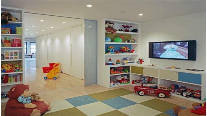 çocuk odası düzenleme fikirleri