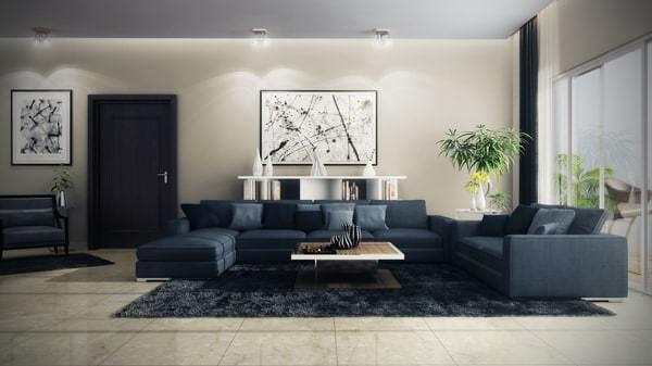 Misafir Odası Mobilya Ve Dekorasyon Fikirleri 2