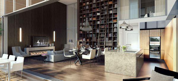 Misafir Odası Mobilya Ve Dekorasyon Fikirleri 7