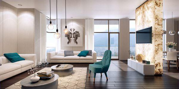 Misafir Odası Mobilya Ve Dekorasyon Fikirleri 9