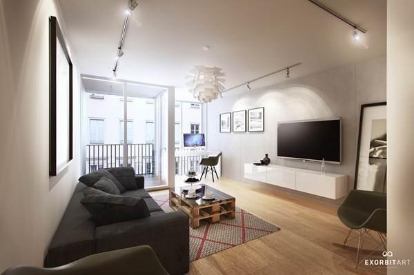 Misafir Odası Mobilya Ve Dekorasyon Fikirleri 10