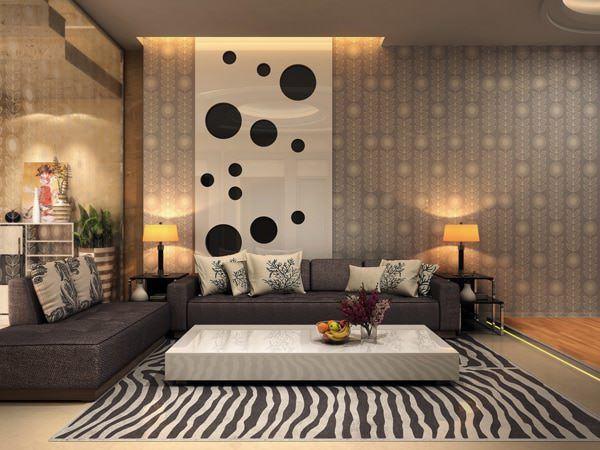 Misafir Odası Mobilya Ve Dekorasyon Fikirleri 1