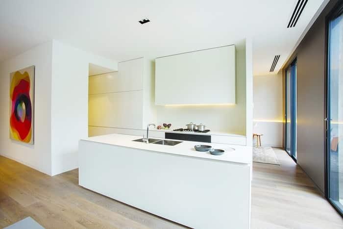 dekoratif mutfak ışık sistemi