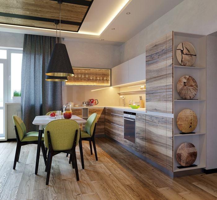 mutfak dekoratif aydınlatma sistemi