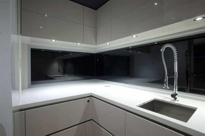 mutfak dekorasyonu cam modelleri