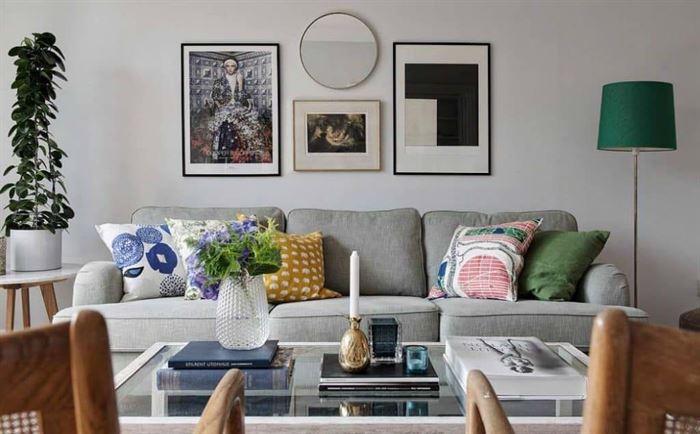 küçük değişiklikler evinizde büyük dekorasyon stili yaratır mı?