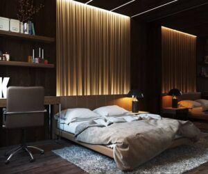 Yatak Odası Aydınlatma Fikirleri