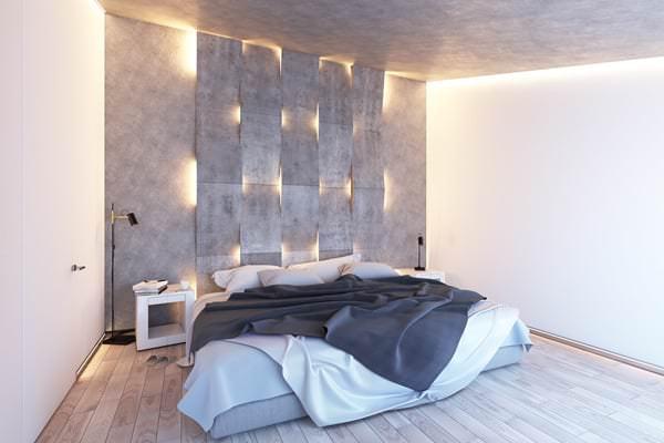 Yatak Odası Aydınlatma Fikirleri 4