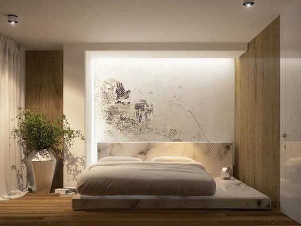 Yatak Odası Aydınlatma Fikirleri 5