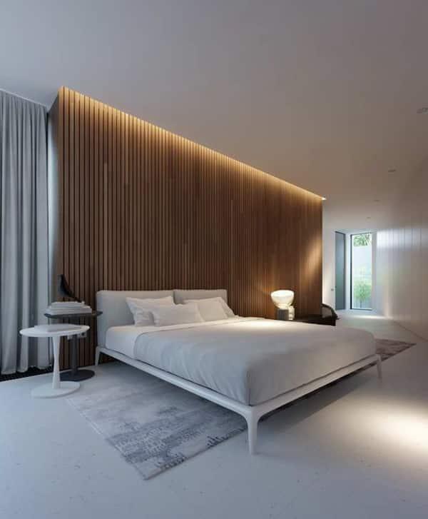 Yatak Odası Aydınlatma Fikirleri 10