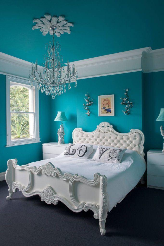 yatak-odasi-en-iyi-boya-renkleri-turkuaz yatak odanız İçin en iyi renk seçenekleri - yatak odasi en iyi boya renkleri 3 682x1024 - Yatak Odanız İçin En iyi Renk Seçenekleri