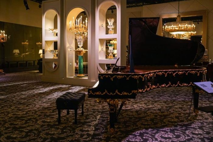 Klasik Tarzda Zengin Görünümlü Dekorasyon Stilleri 1