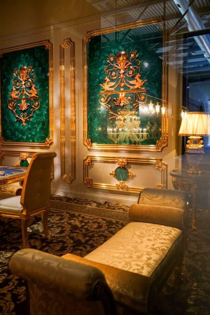 Klasik Tarzda Zengin Görünümlü Dekorasyon Stilleri 22