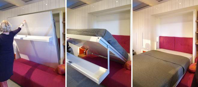 Küçük Alanlar İçin Fonksiyonel Yatak Modelleri 1