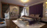 Romantik Bir Yatak Odası İçin Dekorasyon Fikirleri