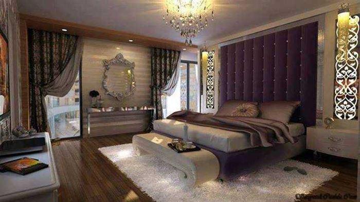 Romantik Bir Yatak Odası İçin Dekorasyon Fikirleri 16