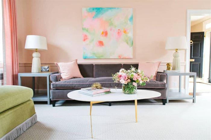 Ev Dekorasyonunda Renk Seçme Fikirleri 2