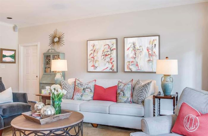Ev Dekorasyonunda Renk Seçme Fikirleri 4