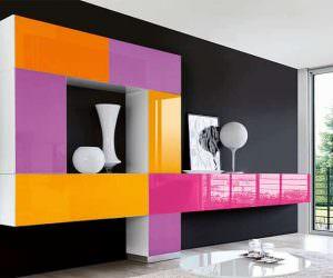 Duvar Ünitesi Modeli Arayanlar İçin Modern Tasarımlar