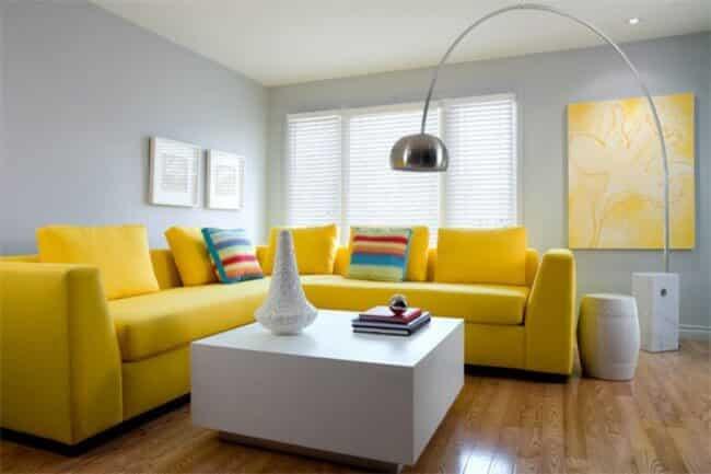 Ev Dekorasyonunda Renk Seçme Fikirleri 6